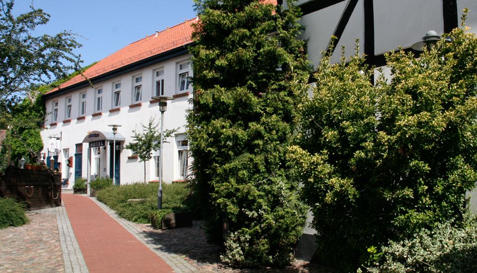 Hotel Stars Inn - mitten im Herzen der Altstadt von Tangermünde