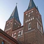 Kirche in Jerichow - Türme