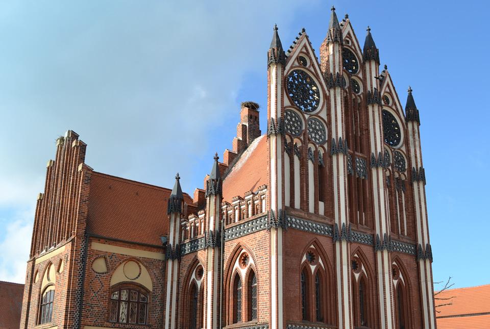 Marktplatz mit Historischem Rathaus