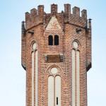 Hünerdorfer Tor (auch Eulenturm genannt)